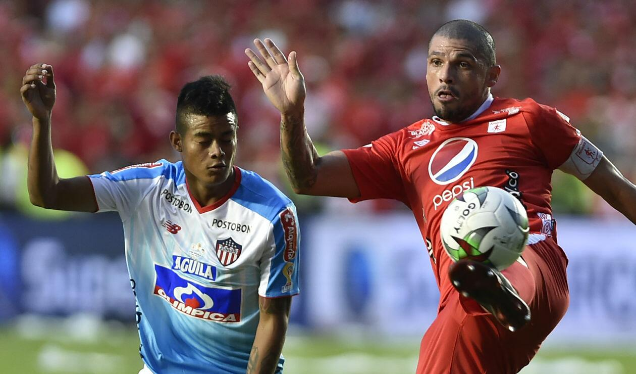 América de Cali vs Junior