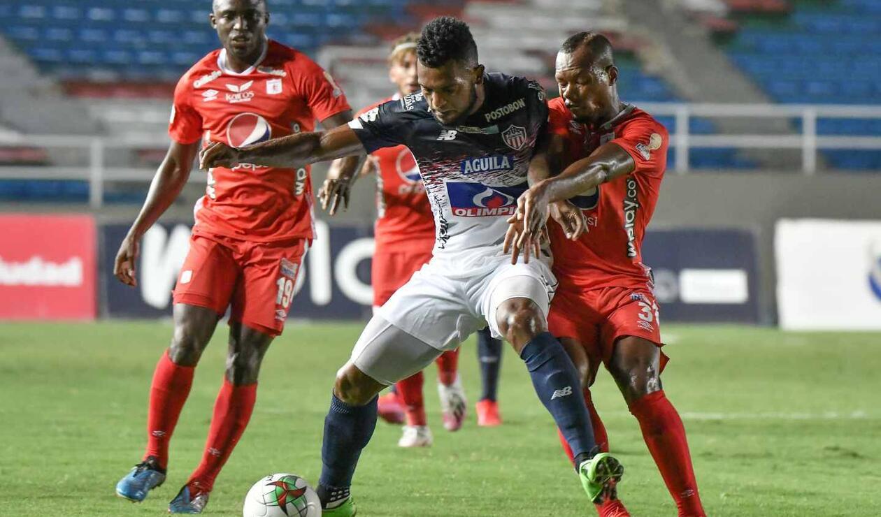 América Vs. Junior - Superliga