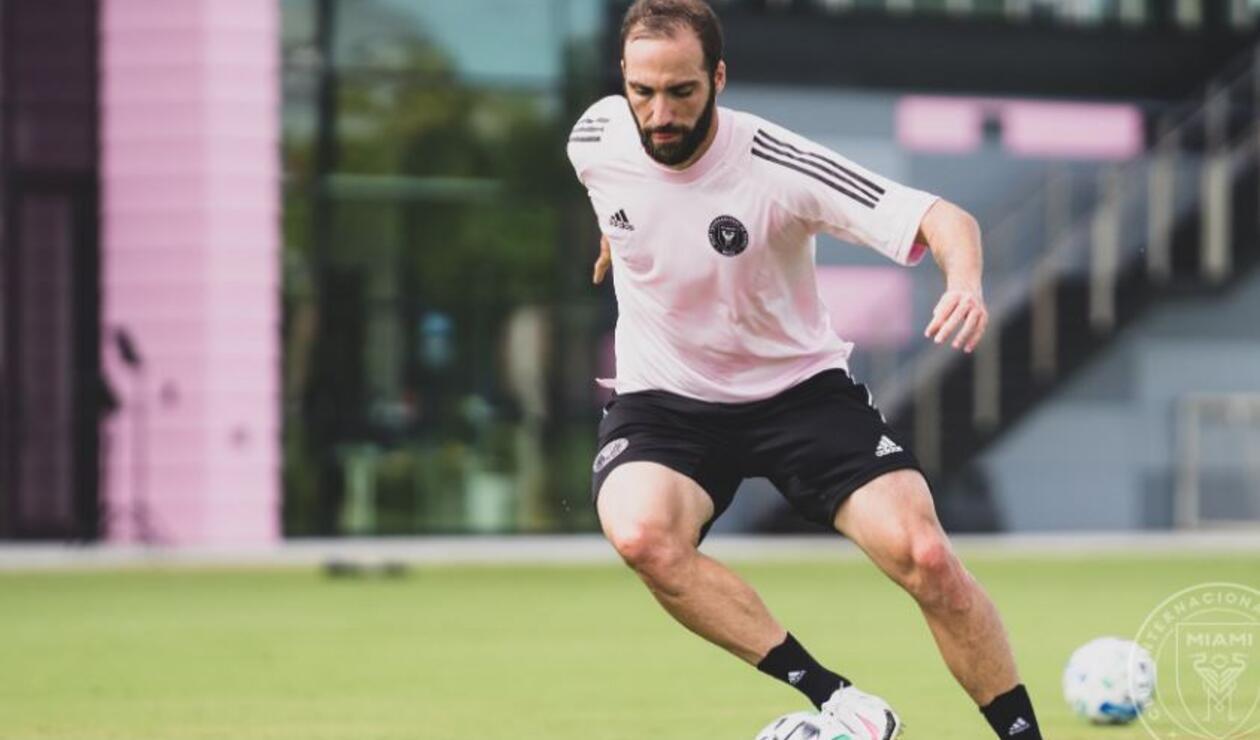 Gonzalo Higuaín- Inter Miami