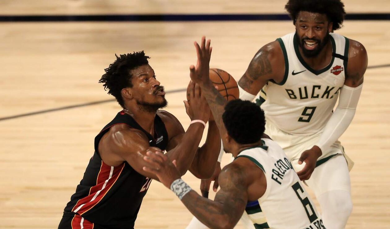 Miami Heat - Bucks - 2020