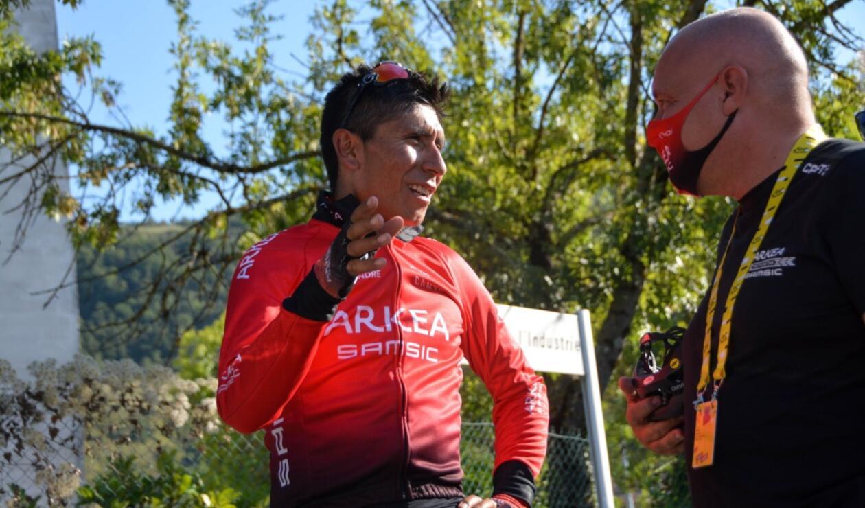 Nairo Quintana - Tour de Francia 2020