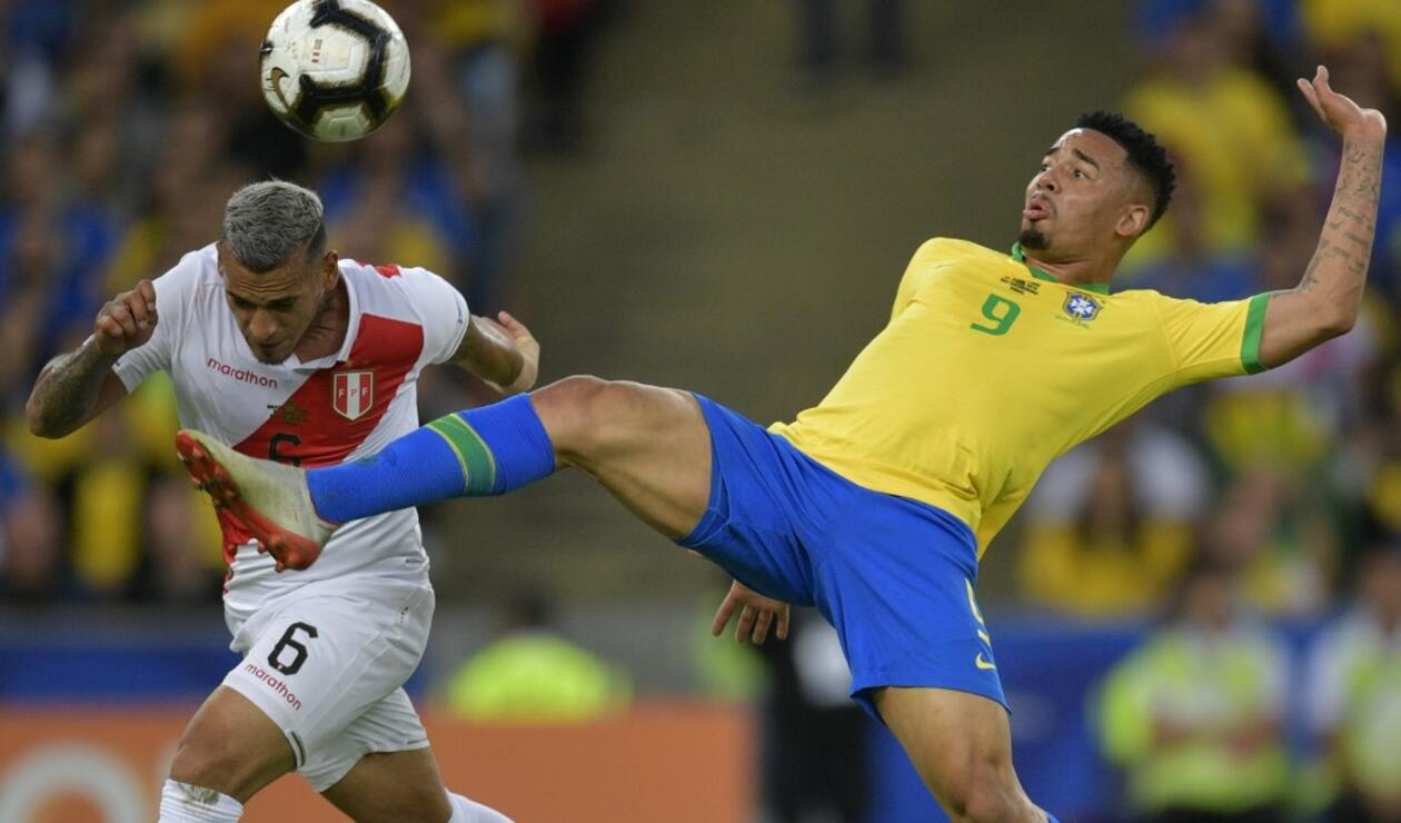 Peru Vs Brasil Donde Y Como Verlo Online Gratis Antena 2