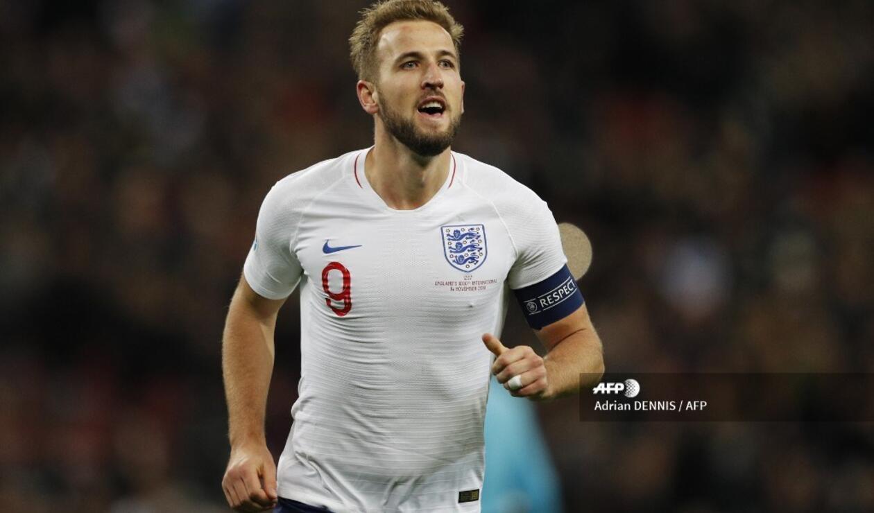 Inglaterra, fecha FIFA