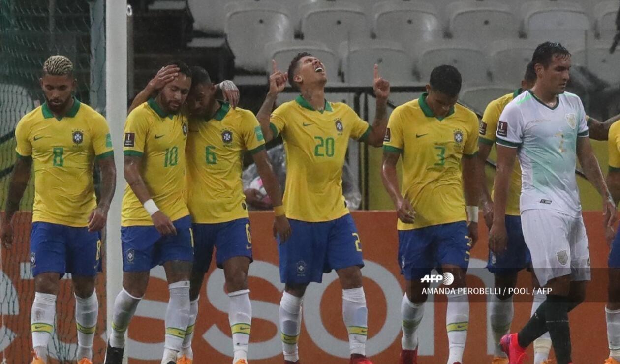 Selección Brasil 2020