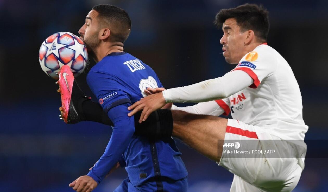 Chelsea vs Sevilla, Copa Libertadores