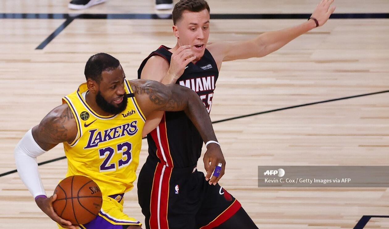 Lakers, Miami Heat