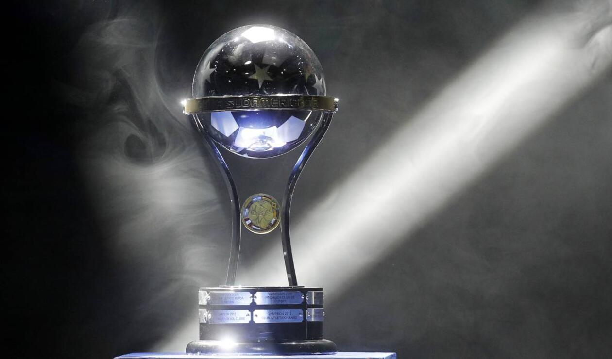 Copa Sudamericana, trofeo