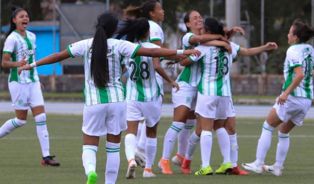 Atlético Nacional, equipo femenino