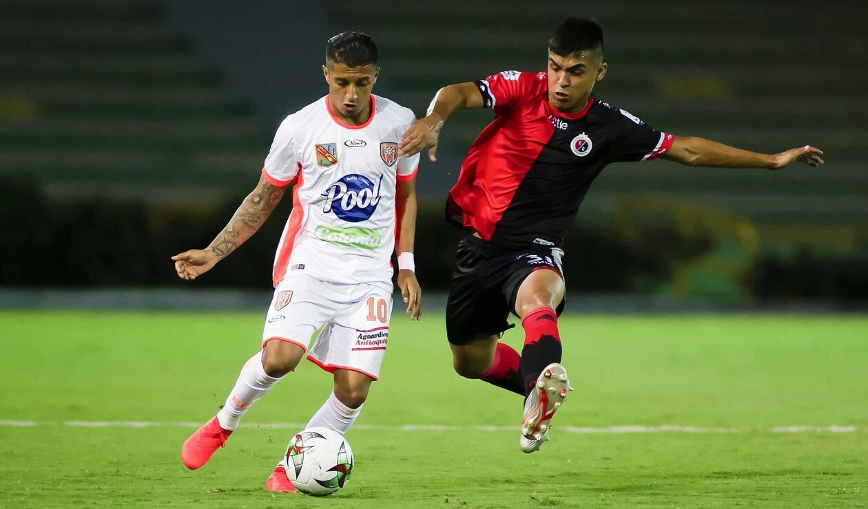Cúcuta vs Envigado - Liga Betplay 2020