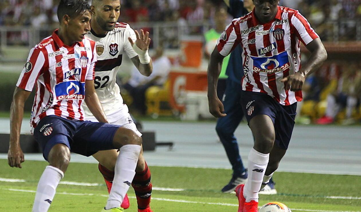 Junior de Barranquilla vs Flamengo, Copa Libertadores