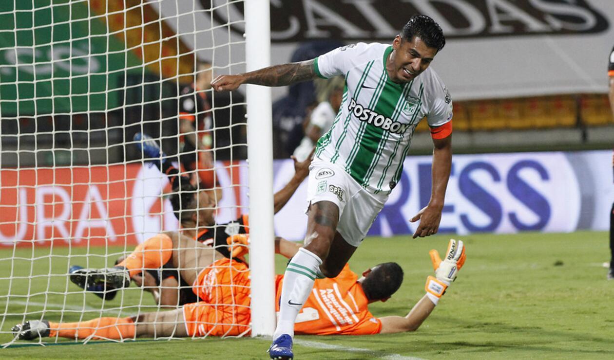 Atlético Nacional, Liga Betplay, Jéfferson Duque