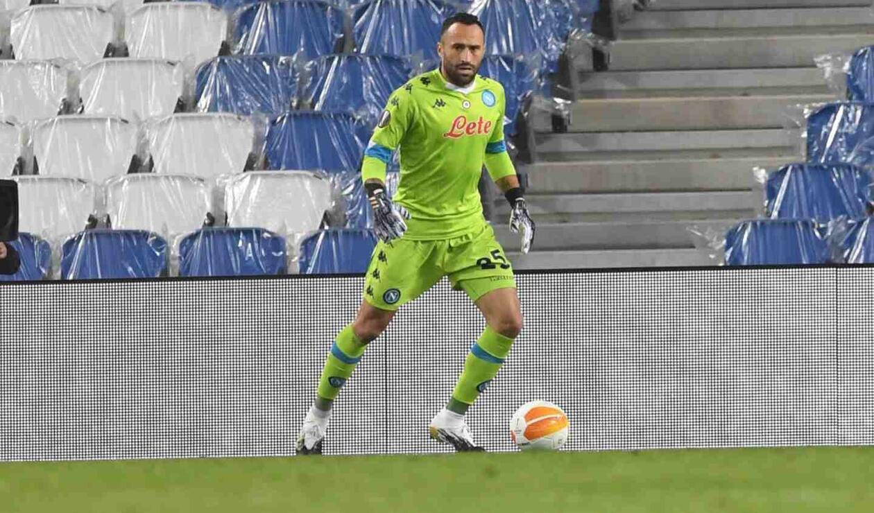 David Ospina - 2020
