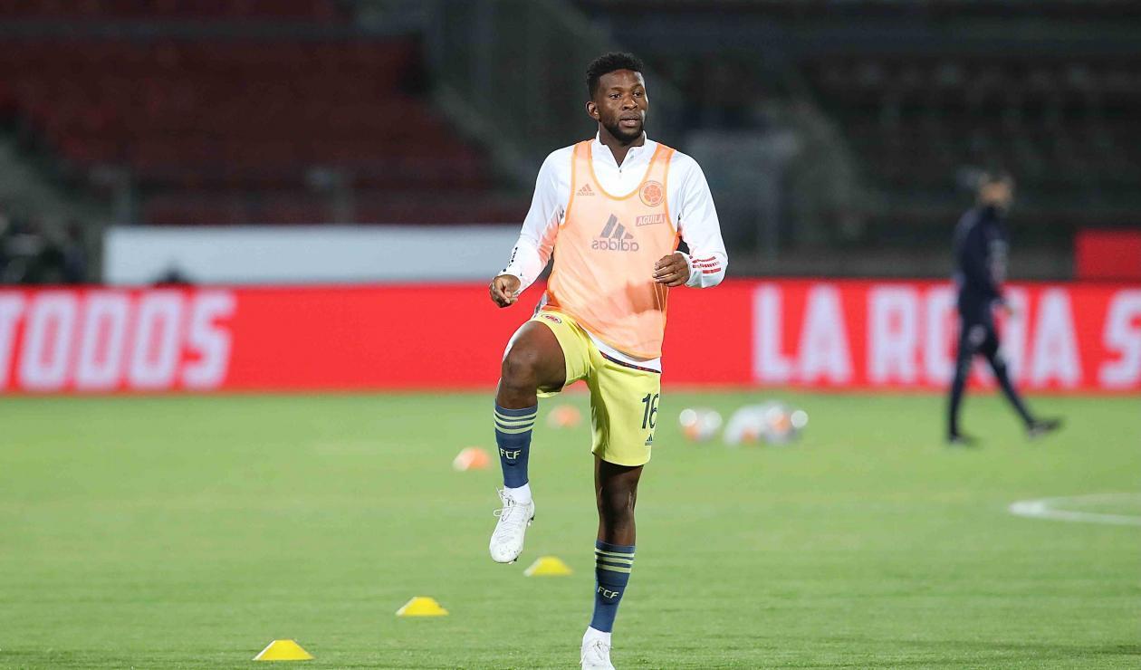 Jéfferson Lerma, Selección Colombia