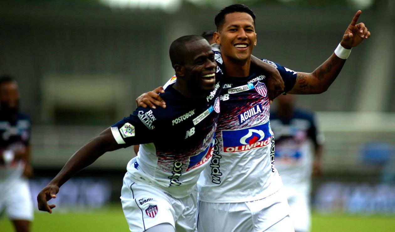 Junior 2020 vs Deportivo Pereira