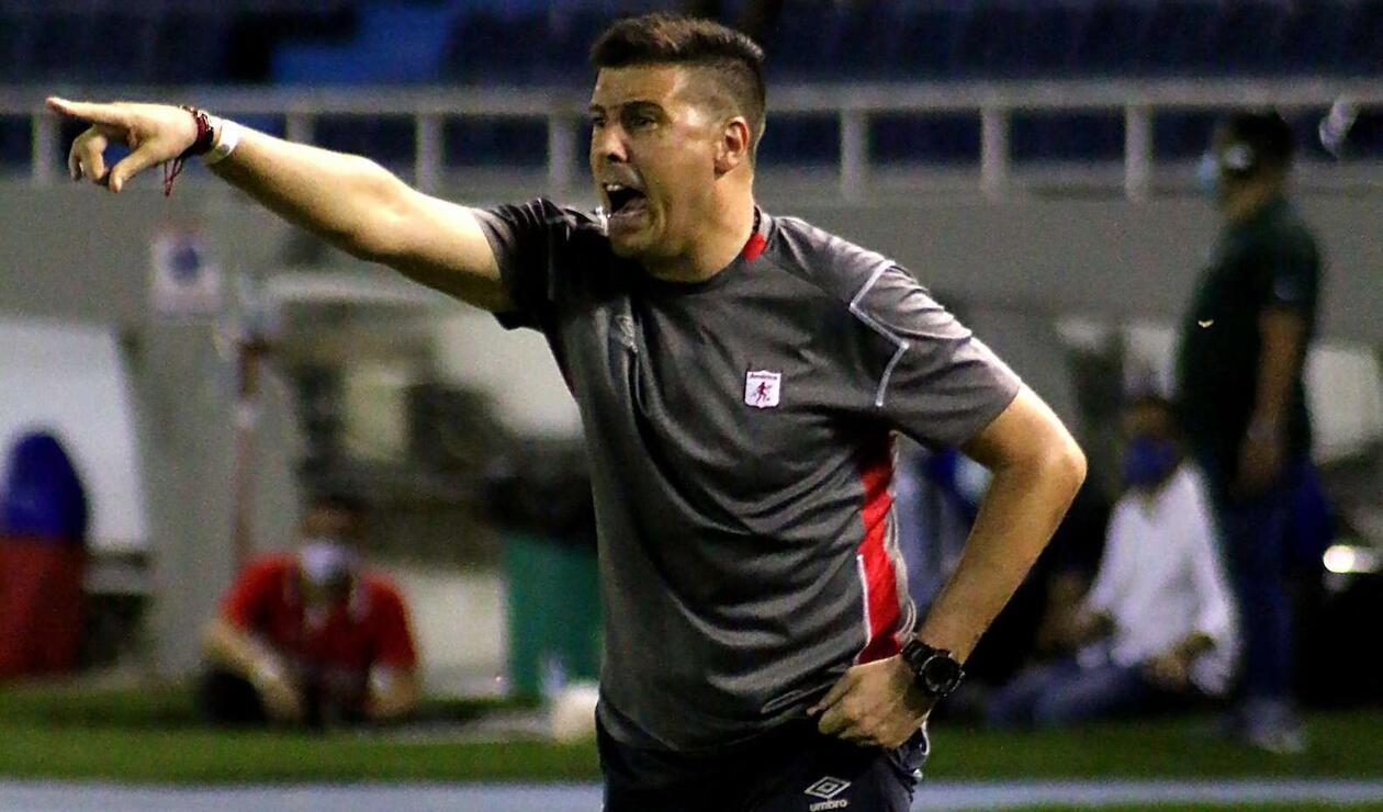 Juan Cruz Real, DT América de Cali
