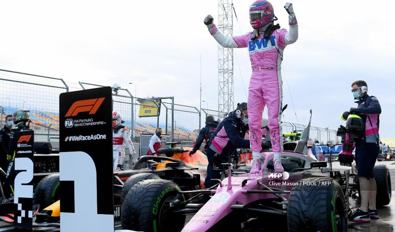 Lance Stroll - Fórmula 1