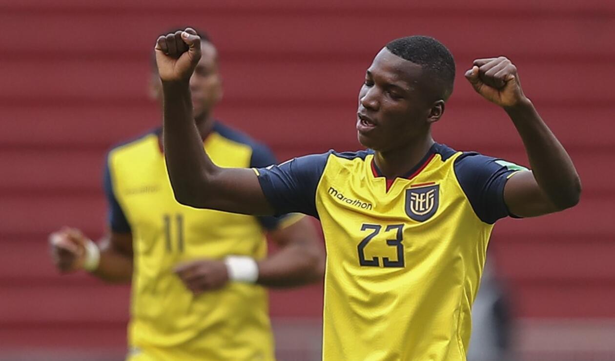 Ecuador, Eliminatorias Qatar 2022