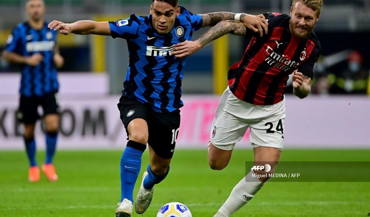 Milán vs Inter 2020