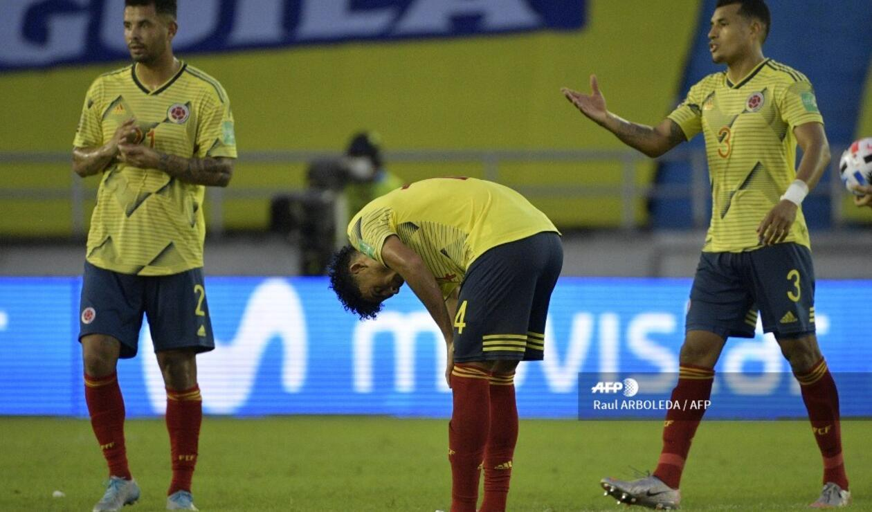 Selección Colombia 2020
