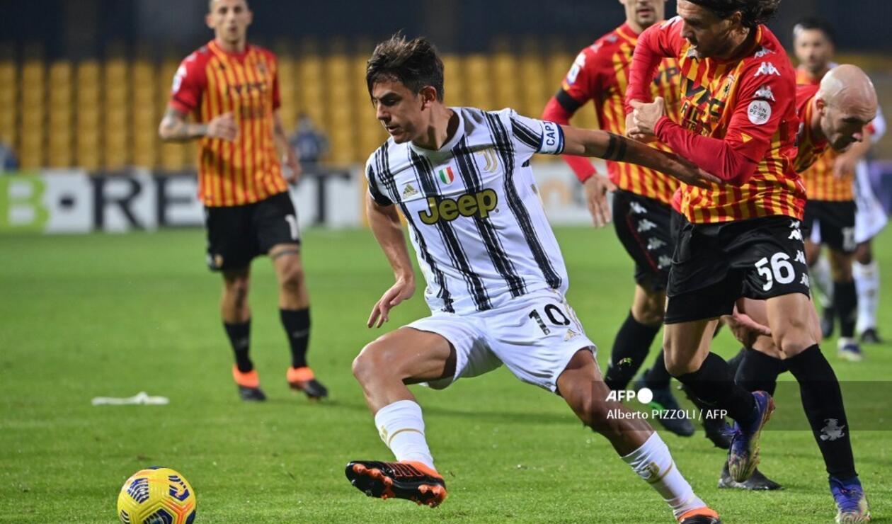 Paulo Dybala, Juventus 2020