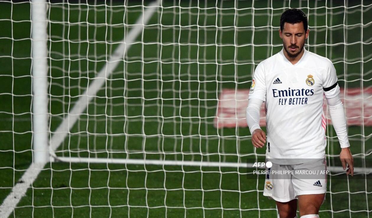 Real Madrid, Hazard 2020