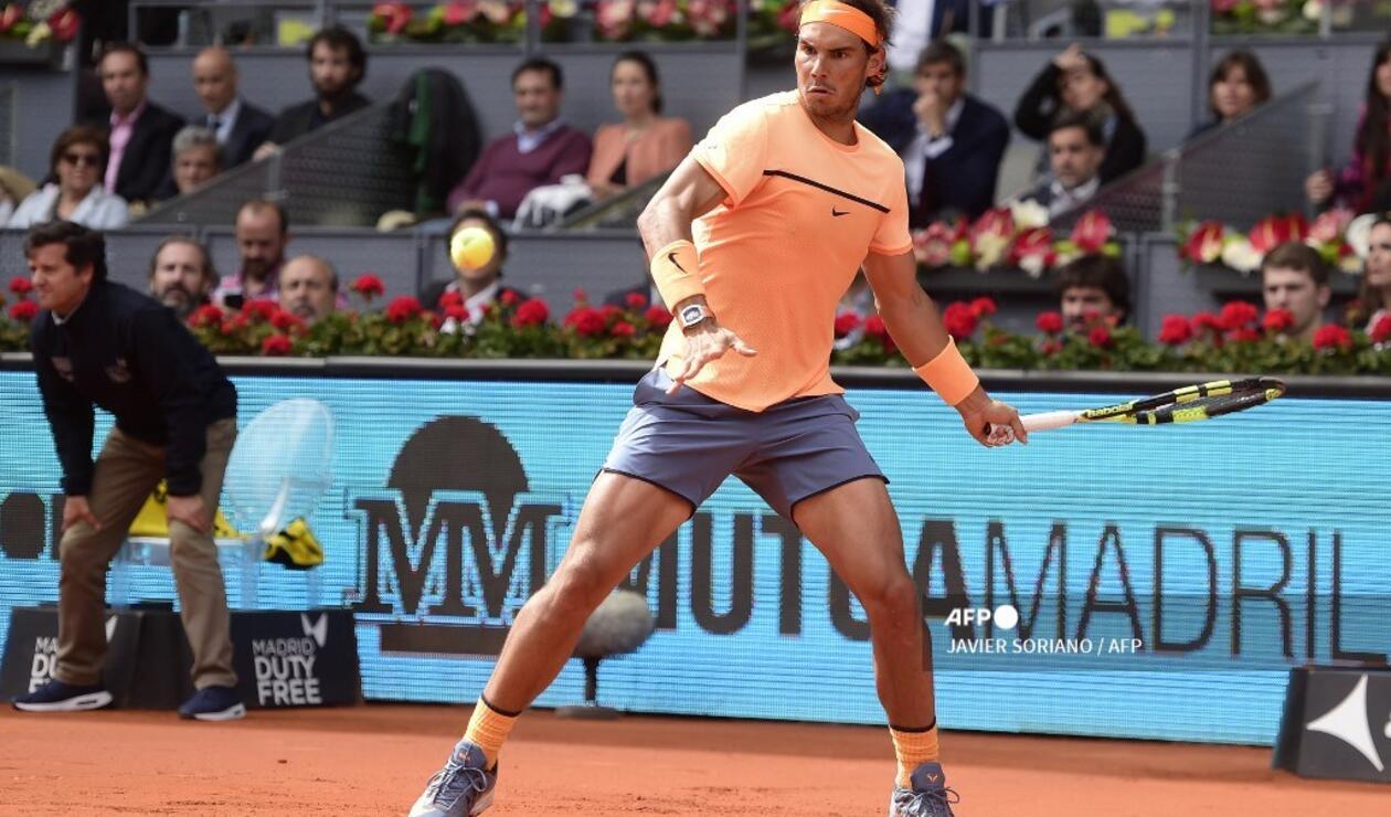 Rafael Nadal, Masters de Madrid