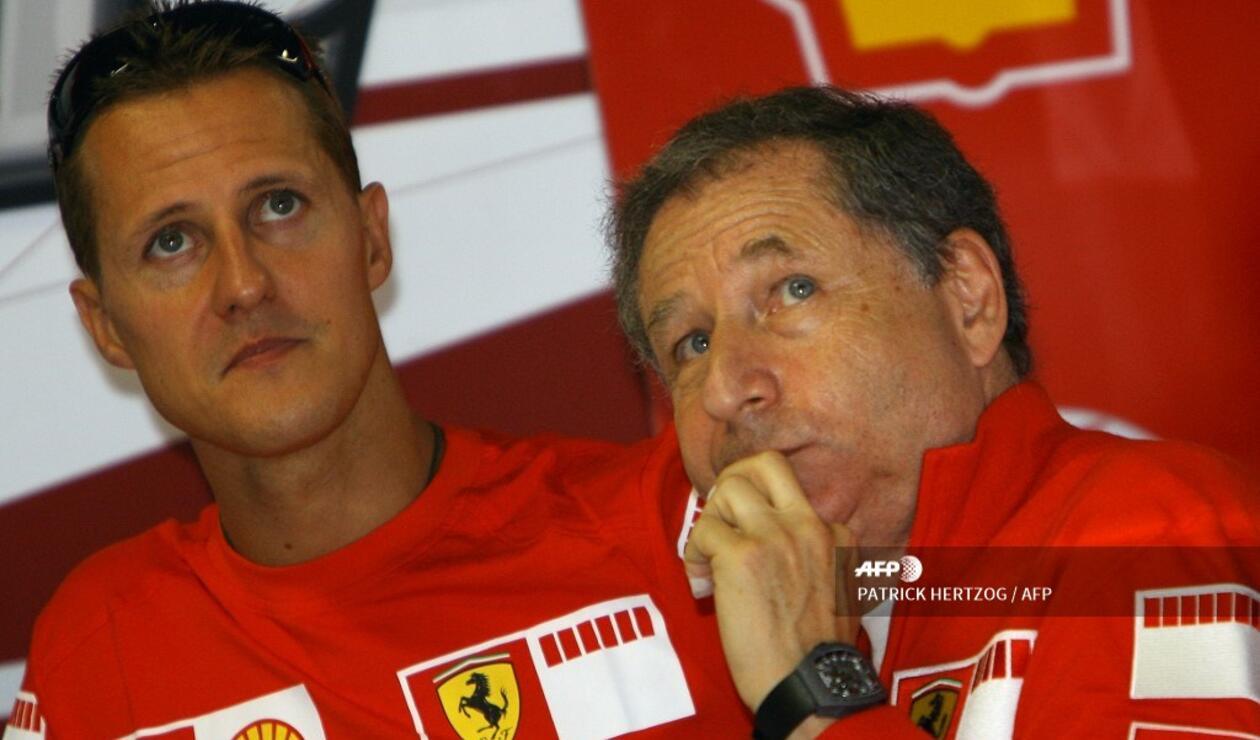 Jean Todt, Michael Schumacher