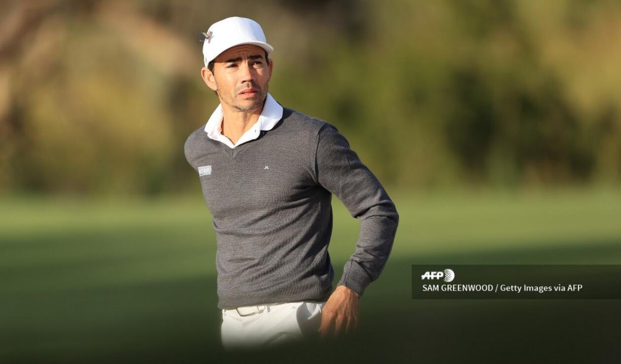 Camilo Villegas, golfista