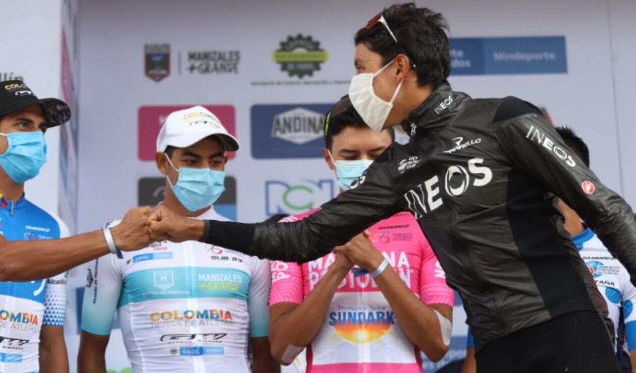Egan Bernal - Vuelta a Colombia 2020