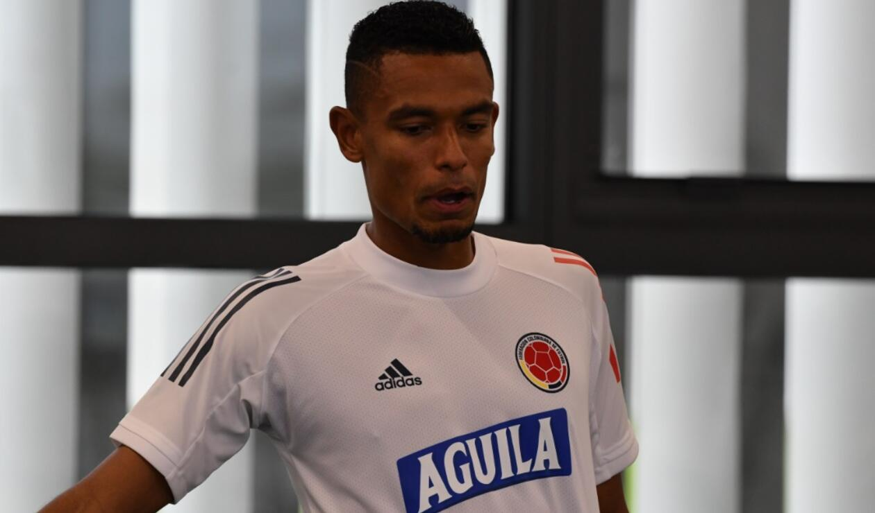 Selección Colombia - trabajo Recuperación