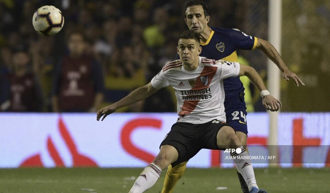River Plate vs Boca Juniors 2019