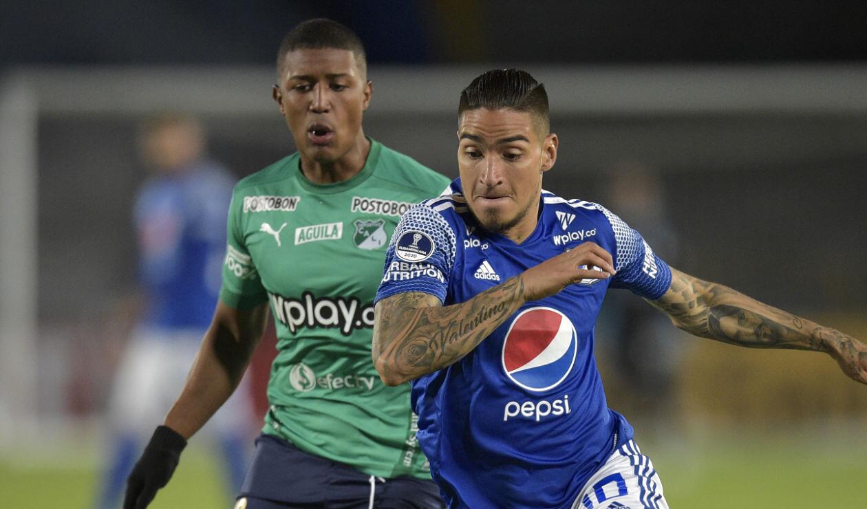 Deportivo Cali vs Millonarios, Liga Betplay