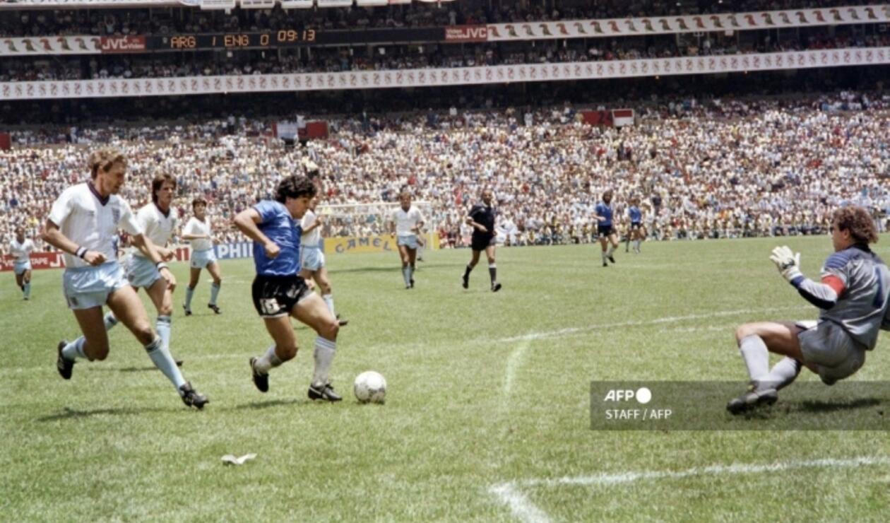 Diego Maradona 1986