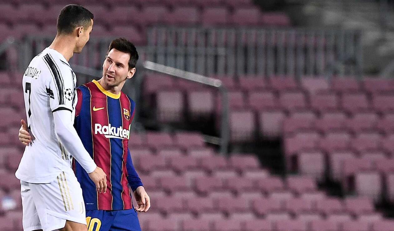 Cristiano Ronaldo da detalles de su relación con Messi | Antena 2