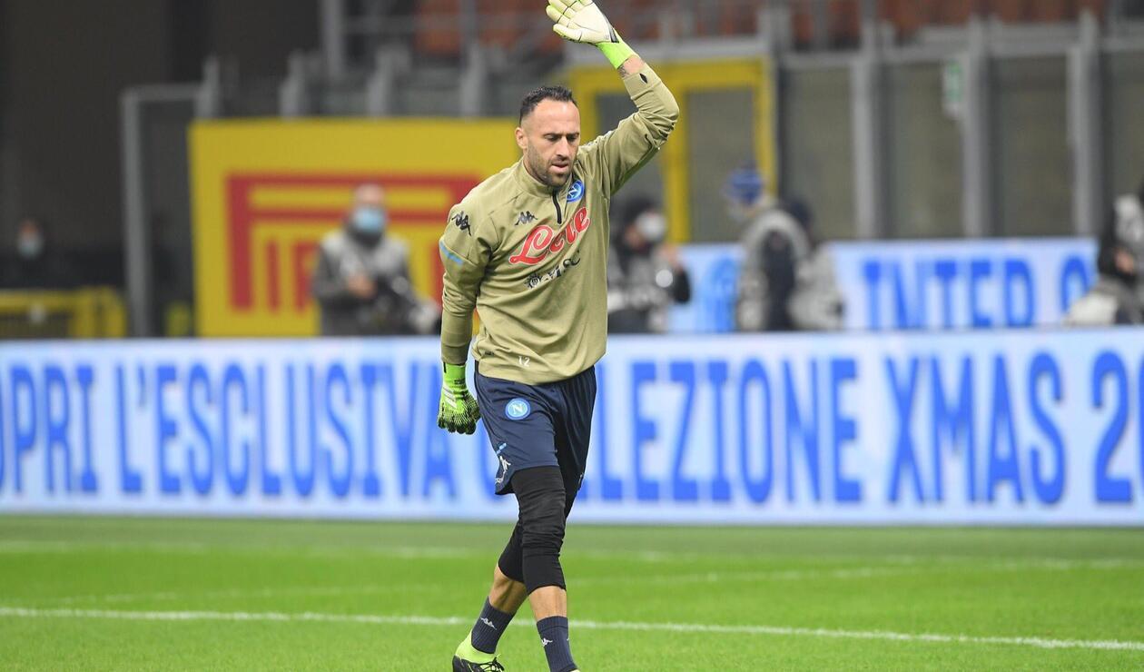 David Ospina - Nápoli