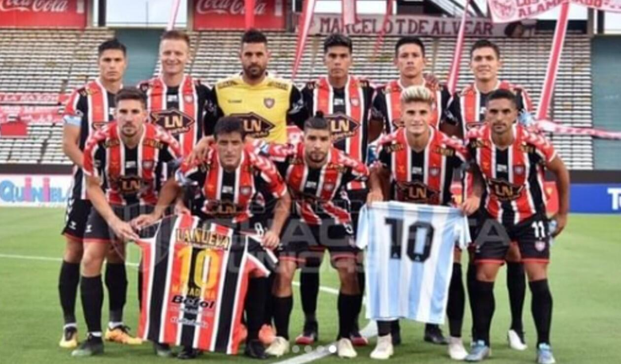 Chacarita Juniors 2020