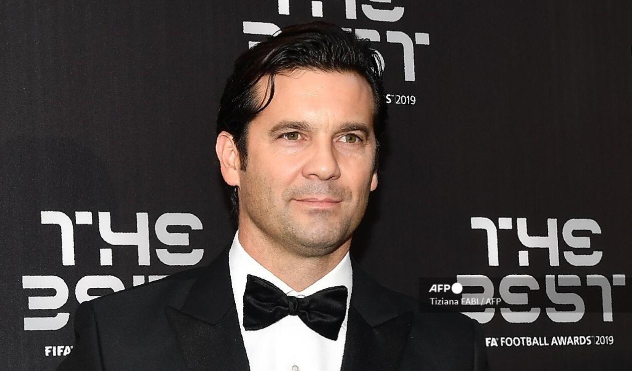 Santiago Solari, técnico de América de México