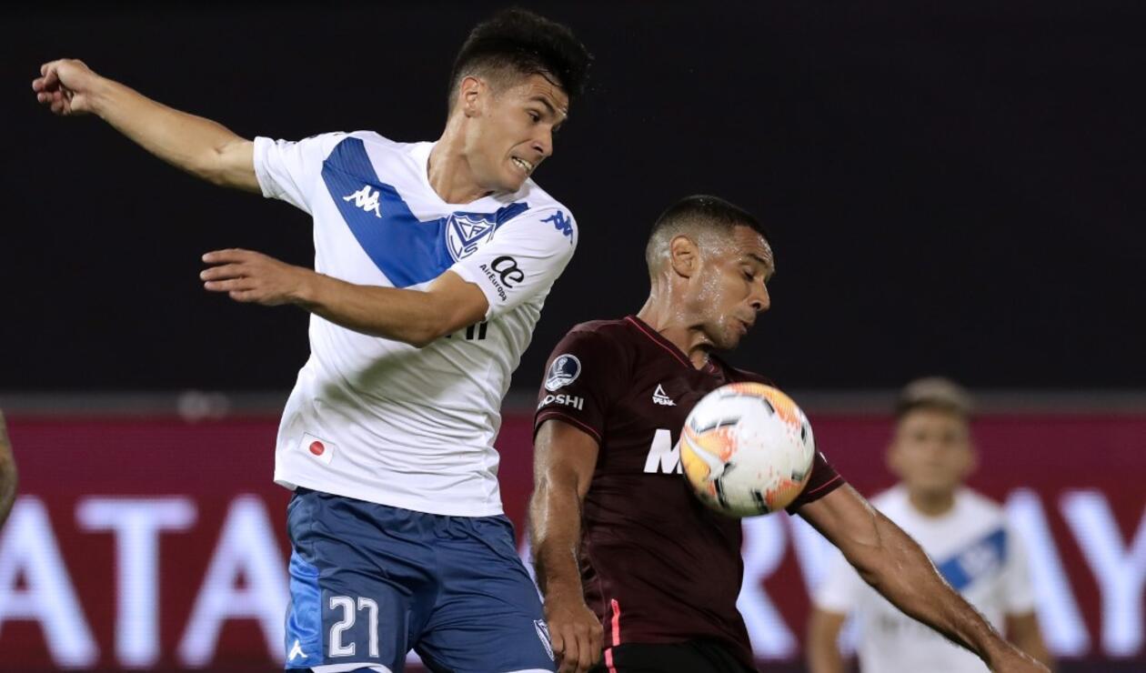 Lanús vs Velez Sarsfield, Copa Sudamericana