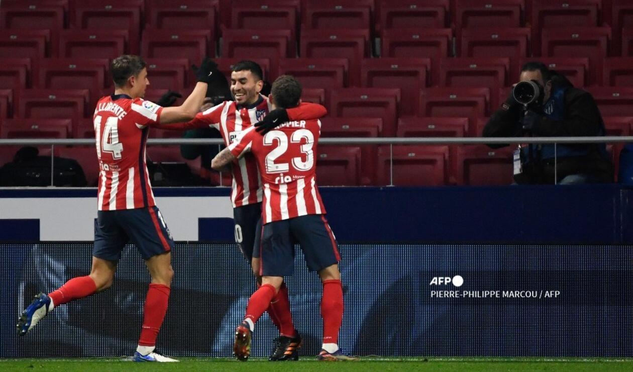 Atlético de Madrid 2020