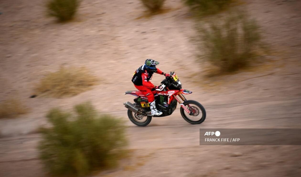 Kevin Benavides - Rally Dakar 2021