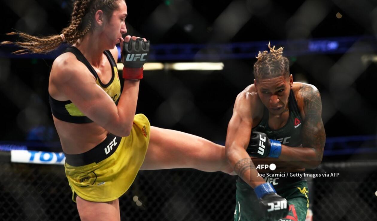 Sabina Mazo - UFC