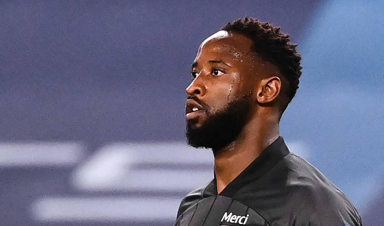Moussa Dembélé llega al Atlético de Madrid