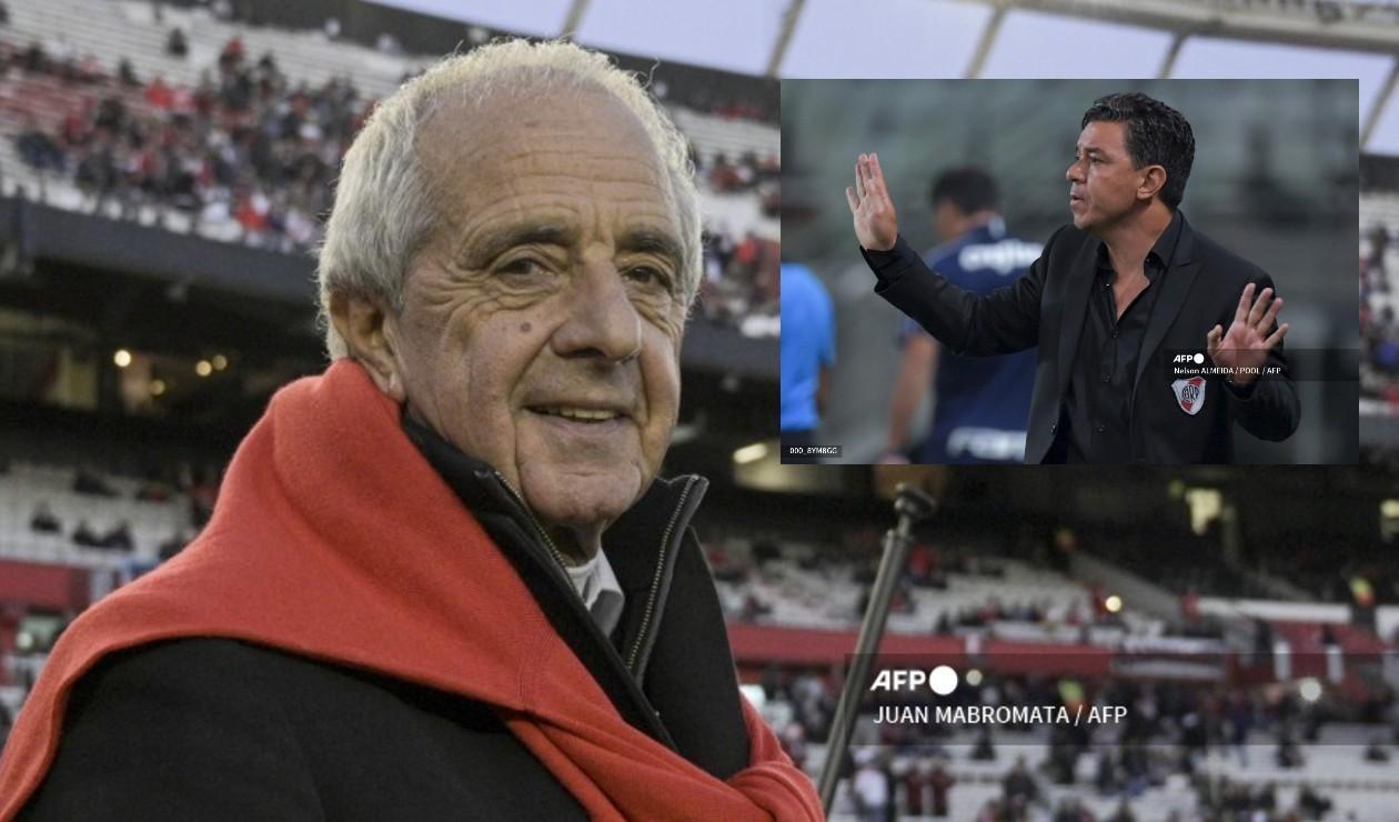 Rodolfo D'Onofrio y Marcelo Gallardo