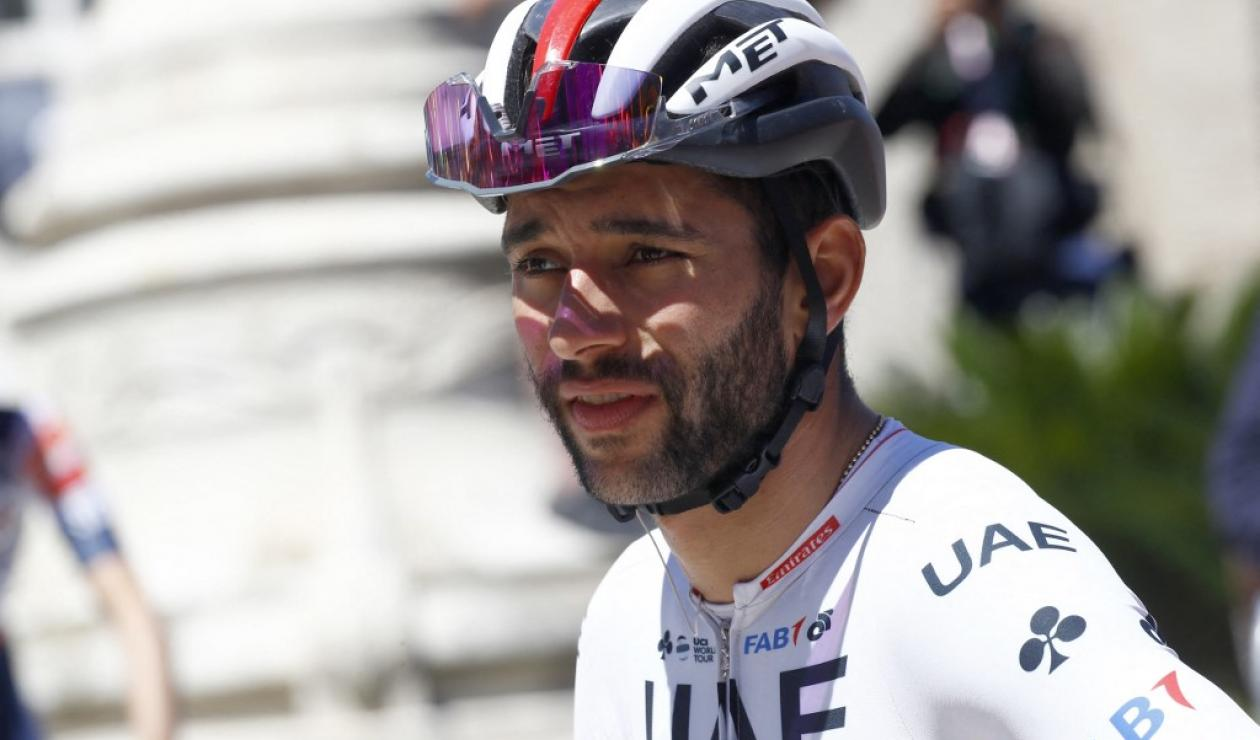 Fernando Gaviria, UAE Tour