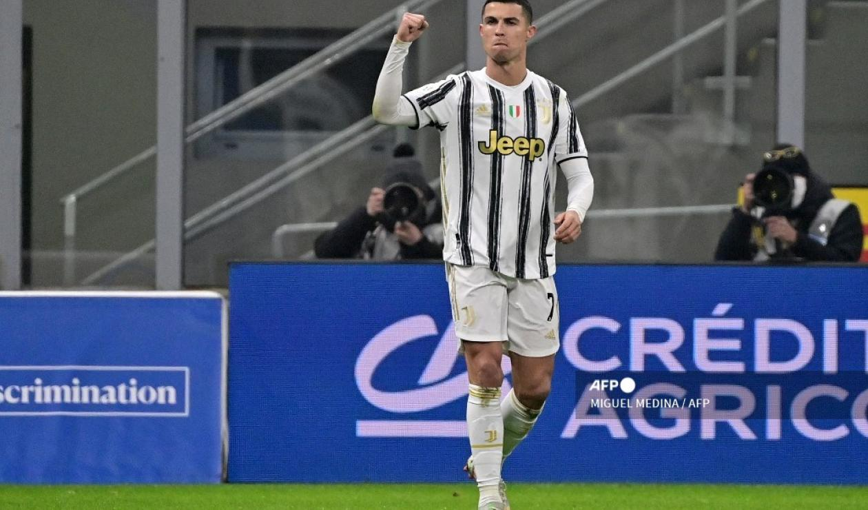 Cristiano Ronaldo - Juventus 2021