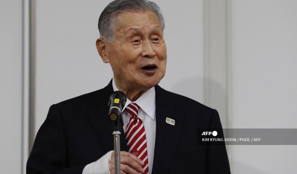 Yoshiro Mori, presidente Tokio 2020
