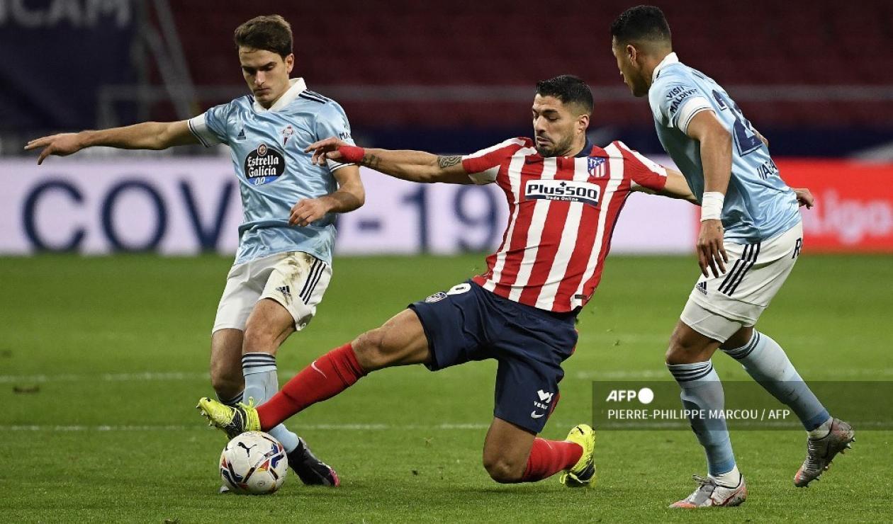 Luis Suárez - Atlético de Madrid