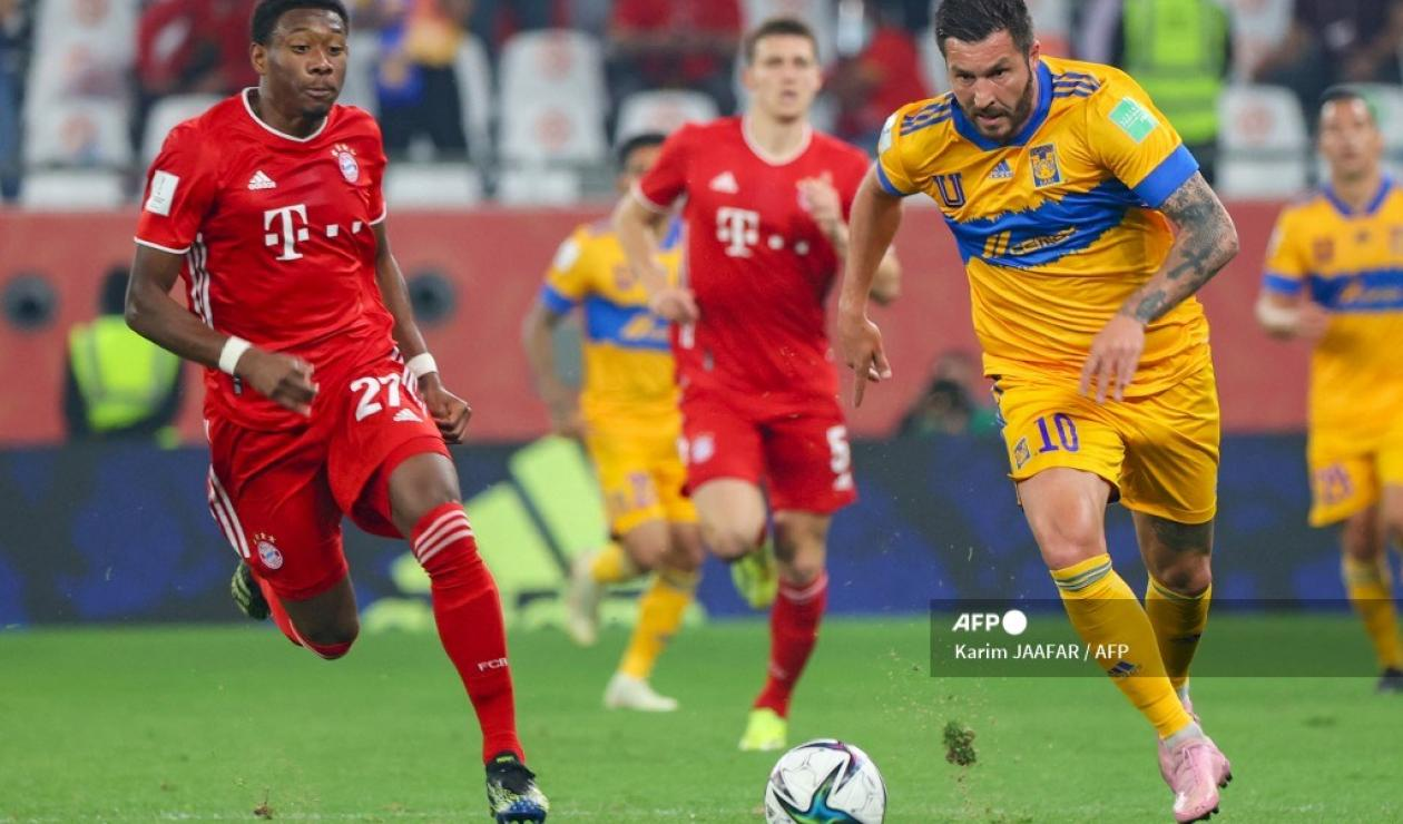 Tigres vs Bayern Munich, Mundial de Clubes 2021