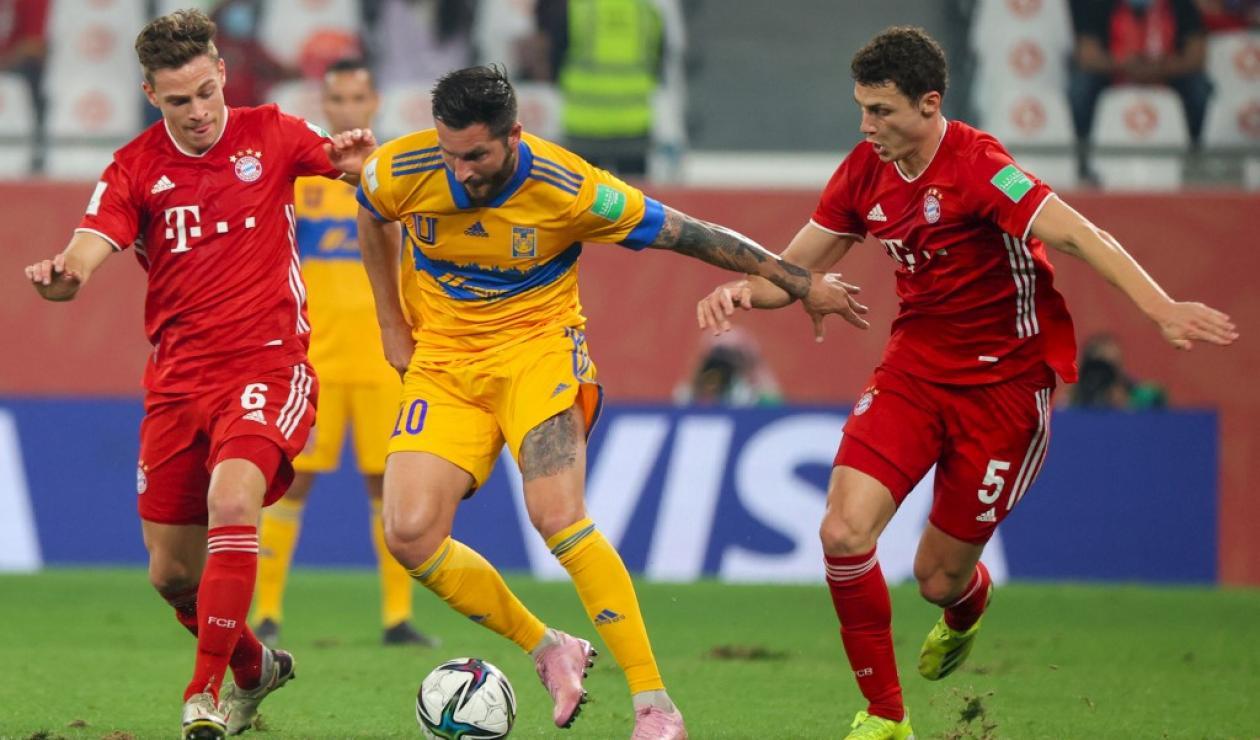 Tigres vs Bayern Munich, Mundial de Clubes