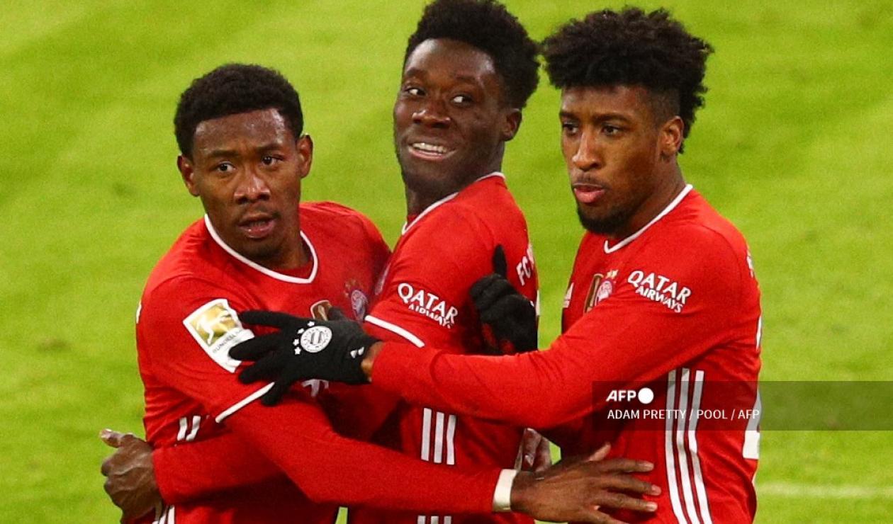 Bayern Múnich 2021